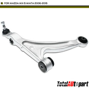 Front Left Lower Control Arm W Ball Joint For Mazda Mx 5 Miata 06 15 Ne5134350d