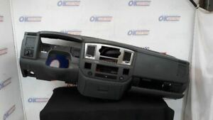 2008 Dodge Ram 1500 Oem Dash Instrument Panel Assembly Gray