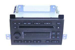 Oem Town Car Radio With Compact Disc Player Am Fm Cd 6w1t 18c869 Aa