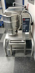 Groen 20 Qt Electric Tilting Kettle With Stand Model Tdb 20