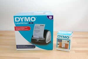 Dymo 1755120 Labelwriter 4xl Thermal Label Printer With Extra Roll Of Labels