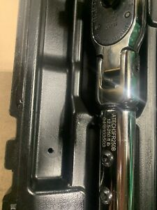 Snap On 1 2 Techangle Digital Torque Wrench Black 15 250ftlbs Atech3fr250b New