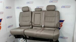 2005 Toyota Tundra Limited Crew Oem Rear Seat Assembly Tan Leather