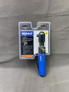new Kobalt 0858976 Max Torque 50ft lb 3 8 Drive Air Ratchet