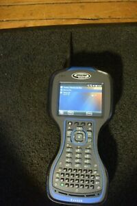 Spectra Precision Brand Data Collector Model Ranger With Survey Pro 2 4ghz