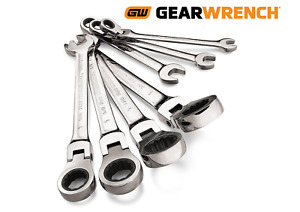 New Gearwrench Flex Ratcheting Wrench Metric Or Standard Sae Choose Size