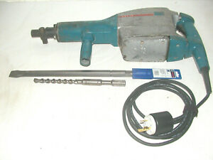Bosch 220v 3 4 spline Heavy Duty Corded Electric Rotary Hammer Drill With Bits