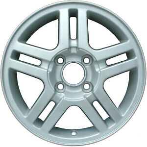 03366 Refinished Ford Focus 2000 2004 15 Inch Wheel Rim Oem