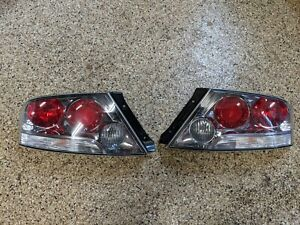 2005 Mitsubishi Lancer Evolution Tail Lights Mint Condition