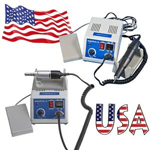 Dental Lab Marathon Electric Micromotor Polishing Handpiece Motor 35000 Lots Kxy
