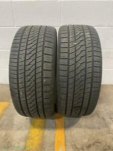 2x P235 45r17 Continental Purecontact Ls Eco Plus 10 32 Used Tires