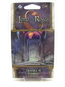 The Lord of the Rings LCG: Trouble in Tharbad Adventure Pack $14.49