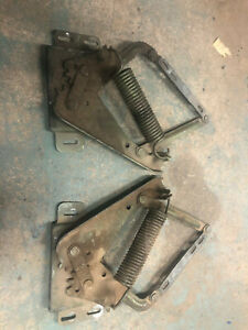 1966 1967 1968 1969 1970 Dodge Charger Coronet Plymouth Roadrunner Hood Hinges