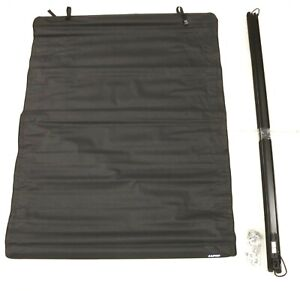 New Lund Genesis Elite Roll Up Bed Tonneau Cover 96856 For Frontier 6 Bed 01 04