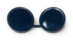 Vintage Welding Goggles Type B By Welsh Mfg Co Steampunk Glasses Made In Usa