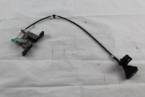2006 2011 Honda Civic Sedan Si Passenger Rear Seat Fold Down Release Cable