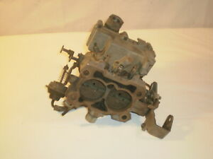 Rochester 2 Barrel Carburetor 7044114 Gm Carb