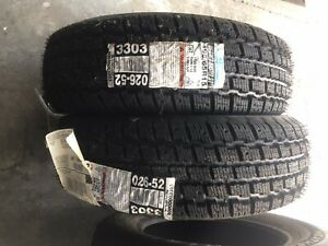 4 Cooper 195 65r15 Weather Master Tires