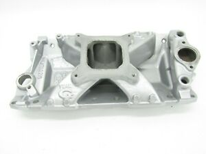 Weiand Sbc Small Block Chevy Team G 7530 Aluminum Intake Manifold Powdercoated