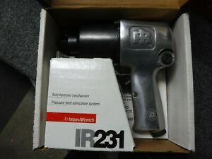 ingersoll Rand 1 2 In Drive Super Duty Impact Wrench irt231
