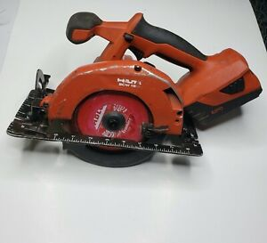 Hilti Scw 18 a Cordless Circular Saw With 1 Battery Free Shipping