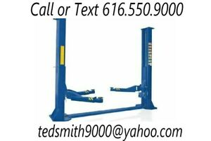 New Best Value Professional 12 000 Lbs Heavy Duty Two Post Auto Lift