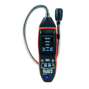 Klein Tools Et120 Combustible Gas Leak Detector With Led Alerts
