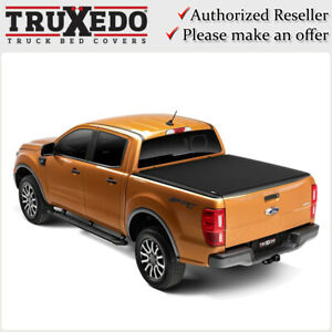 Truxedo Pro X15 Roll Up Cover 1431001 For 2019 2021 Ford Ranger 5 Bed