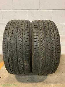 2x P255 45r18 Toyo Proxes 4 Plus 8 32 Used Tires