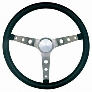 Grant Products 968 0 15 Classic Nostalgia Steering Wheel Black New