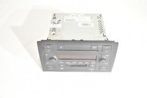 04 06 Audi A4 Cabriolet Am Fm Cd Player Radio Receiver Oem Stereo Aa6696