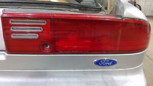 93 94 Ford Probe Passenger Right Tail Light Tail Lamp Assembly Oem