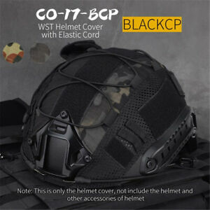 FAST Helmet COVER Tactical Hunting Airsoft Gear Sports Headwear Camo $9.99