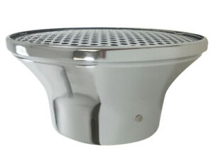 R2104 Chrome Air Cleaner Velocity Stack