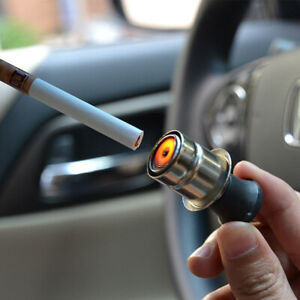 Car Cigarette Lighter Power Electric Socket Plug Ignition Lighter Accessories