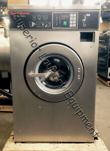 Speed Queen Sc20bc2 Washer 20lb Coin 220v 3ph Reconditioned