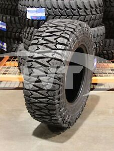 4 New Tri Ace Pioneer 285 70r17 M T Mud Tires 121q Lre Bsw 2857017 285 70 17