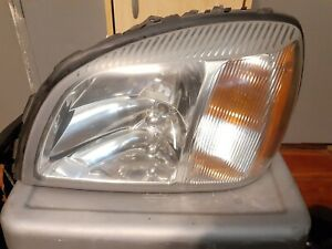 2000 2005 Cadillac Deville Left Driver side Headlight
