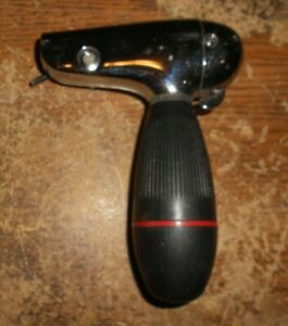 Vintage Spot Light Handle For Parts Or Repair In Good Shape Used