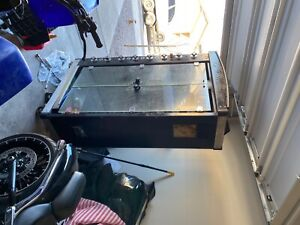 Commercial Chicken Rotisserie Oven Doregrill Nat Gas Or Propane 208 220 Volts