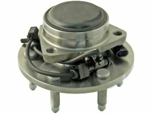 Ac Delco 17xc37s Front Wheel Hub Assembly Fits 1999 2006 Chevy Silverado 1500