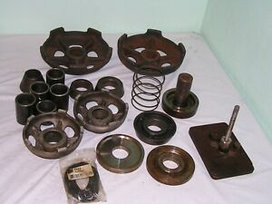 Accuturn Or Ammco 1 7 8 Arbor Adapter Set For Brake Lathe Cones Adapters Misc