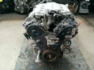 Engine 3 5l Vin 3 6th Digit Manual Transmission Coupe Fits 09 12 Accord 1209131