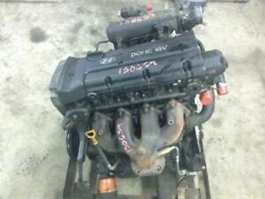 Engine 2 0l Vin F 8th Digit Thru 07 06 99 Fits 97 99 Tiburon 923783