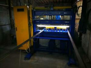 Universal Welder For Wire Mesh Welding Maschin Pa