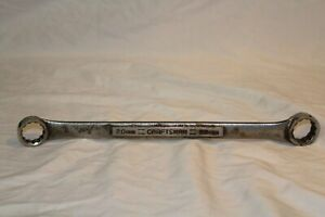 Craftsman 20mmx22mm Double Box End Wrench 42965 Forged In Usa