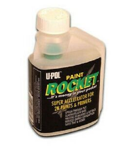 U pol Products Up0735 Rocket Paint Accelerator 250ml Clear