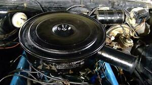 1964 Cadillac Series 62 429 V8 Air Cleaner Assembly Oem Base And Lid