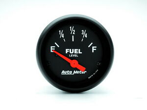 Auto Meter 2643 Gauge Fuel Level