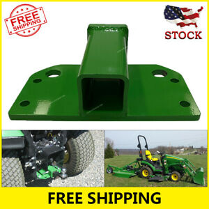 Receiver Hitch Fit For John Deere 1023e 1025r And 1026r Sub Compact Tractors